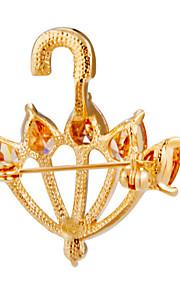 Spilla Per donna Lega Oro