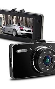 CAR DVD - 5 MP CMOS - 3264 x 2448 - Full HD / Vidvinkel / 720P / 1080P