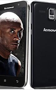"Lenovo Straight 5.0 "" Android 4.4 Smartphone 4G (Single SIM Huit Cœurs 13 MP 2GB + 16 Go Noir / Blanc)"
