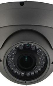 store kuppel IP-kamera med vf linse og IR-cut