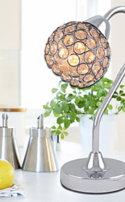 Desk Lamps Crystal Modern/Comtemporary Metal E14