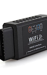 Wireless WiFi OBD2 OBDII auto bil diagnostisk grænseflade scanning adapter til iphone
