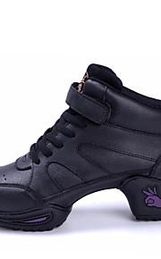 Zapatos de baile ( Negro ) - Jazz / Dance Sneakers / Moderno / Flamenco - No Personalizable - Tacón Cubano