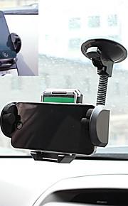 lebosh mobiltelefon Horder gps beslag justerbar 360 graders luftafgangen / sucker