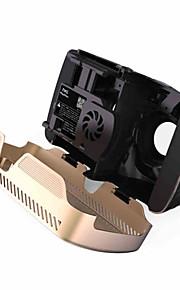 den femte generation playglass 3d virtual reality glas, der anvendes til mobile 3D-spil og videoer