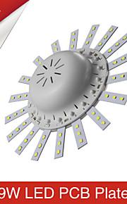 1 bc 8A Lighting 9 W 45 SMD 2835 900 LM Alb Cald Decorativ Plafonieră AC 85-265 V