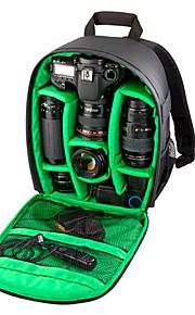 fotografering med flere functionaldigital dslr kamera taske rygsæk tilfælde vandtæt foto Camara poser Mochila til fotograf