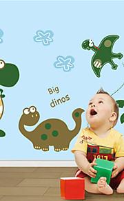 Dyr / Tegneserie / Mote / fantasi Wall Stickers Fly vægklistermærker , Vinyl stickers 50*70cm