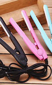 Straighteners Kan brukes på vått og tørt hår Others Kraftfull springe-spenne Svart Fade / Orange / BrunKjemisk behandlet / Tørr / Normal