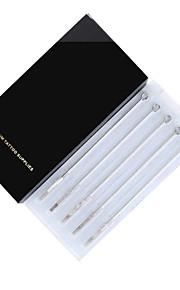 BaseKey 50Pcs Disposable Sterile Tattoo Needles Mix A