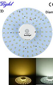 20W Mennyezeti izzók 100 SMD 2835 1800 lm Meleg fehér / Hideg fehér Szenzor / Dekoratív AC 220-240 / AC 110-130 V 1 db.