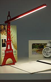Lampes de bureau - Moderne/Contemporain / Traditionnel/Classique / Rustique/Campagnard / Nouveauté - Plastique - LED