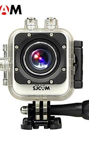 SJCAM M10+ Opsætning / glat Frame / Rengøring Værktøj / Sportskamera / Kabel / klæbemiddel 1.5 12MP 1920 x 1080 60fps / 30fps / 120fps 4X