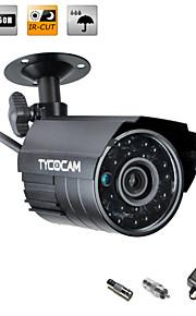 tycocam altra lage prijs 130megapixels ahd waterdichte outdoor en indoor bewakingscamera met 15m ir afstand