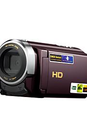 videocamera DV HDV-501 5 milioni CMOS pixel TFT 3,0 pollici zoom 16x Supporto SD Card