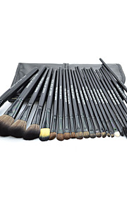 24 Brush Sets Kwast van ponyhaar / Overige / Paard Beperkt bacterieën Gezicht / Lip / Oog MAKE-UP FOR YOU