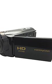 videocamera DV HDV-501str 5 milioni di CMOS pixel del display touch screen TFT zoom 16x 3.0 pollici con videocamera IR