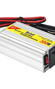200W Meind Power Inverter 12V to 220V