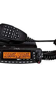 Hytera TH-9800 Quad Band Walkie-talkie 50W/40W 800 channels & More 400-470MHz / 136-174MHzIt's a car radio , no battery , have a car