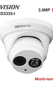 hikvision® poe ip camera ds-2cd3335-i 3.0MP outdoor netwerk mini-dome camera