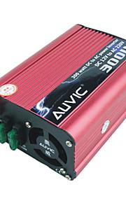 AUVIC 300W 12V to 220V  Car Inverter Power Inverter with USB
