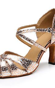 Sapatos de Dança(Outro) -Feminino-Personalizável-Latina