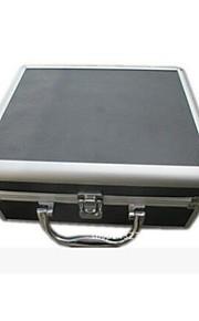 BaseKey Tattoo Black Small Aluminum Box With  Nail Sx04