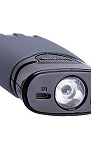 cayllee 5200mAh magt bank med sikkerhed hammer, sikkerhedssele cutter, LED lommelygte og personlig alarm