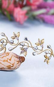 Dame Rhinestone / Legering Headpiece Bryllup / Spesiell Leilighet Pannebånd Bryllup / Spesiell Leilighet 1 Deler