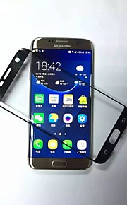 Toughened 3D Surface laminated Tempered Glass Protective film for Famsung S7 Edge