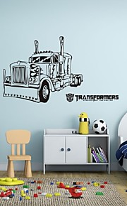 New Optimus Prime Wall Xtickers Home Decor Living Room Diy Art Mural Decals Transformers Removable Wall Sticker