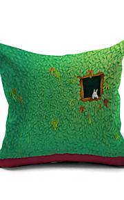 2016 New Arrival Cotton/Linen Pillow Cover Nature Modern/Contemporary Pillow Linen Cushion