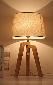 Bureaulampen-Oogbescherming-Hedendaags-Hout/bamboe