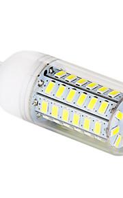 Ampoules Maïs LED Blanc Naturel 1 pièce T G9 12W 56 SMD 5730 1200 lm AC 100-240 V