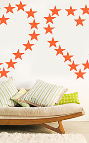 Romance Wall  Decal Shapes Wall Stickers Plane Wall Stickers,Vinyl 60*90cm