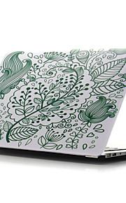 ציור בצבע ~ 1 סגנון פגז שטוח ל- MacBook Air 11 '' / 13 ''