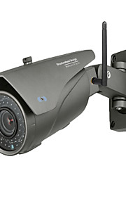 snov® intelligent wifi bullet ip kamera vandtæt IP67 nightvision 50m, p2p