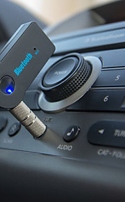 smart bluetooth muziek ontvanger, bluetooth handsfree carkit, mp3-speler