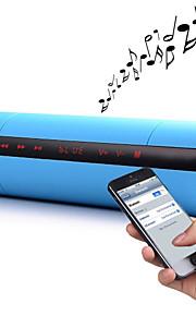 lichtgevoelige druk op de knop bluetooth en nfc speaker voor iphone / ipad / smartphone
