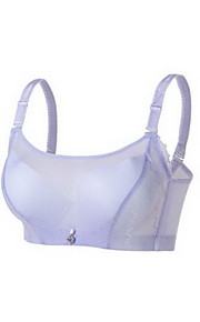 Full Coverage Bras,Double Strap Polyester