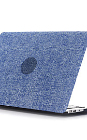 "denim guscio piatto stile pc per MacBook Pro 13 ""/ pro 15"" (colori assortiti)"