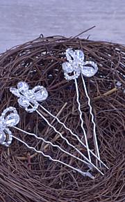Başlık Kadın / Çiçekçi Kız Saç İğnesi Düğün / Özel Anlar / Günlük / Dış Mekan Düğün / Özel Anlar / Günlük / Dış Mekan 3 Parça