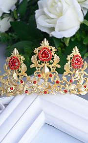 Dame Rhinestone / Legering Headpiece Bryllup / Spesiell Leilighet Diademer Bryllup / Spesiell Leilighet 1 Deler