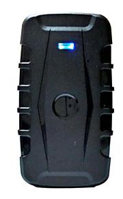 auto arrivo gps 1w mah impermeabile, monitoraggio GSM vehical rastreador forte standby magnetico 1 anno