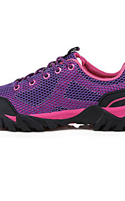 Naisten kevyt hengittävä ulkoilujalkineet urheilu kengät