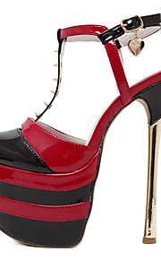 Women's ShoesWedge Heel Heels / Boat / Comfort / Novelty / Round ToeSandals / Heels / Boots / Fashion Sneakers