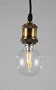 1 Heads Industrial Vintage Mini Style Copper Pendant Lights Kitchen,Bars,Loft, Entry light Fixture