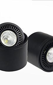 5W 500lm Surface Mount LED Ceiling Lights COB Downlight LED Track Light  AC85-265V
