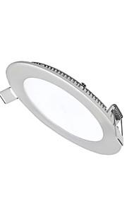 hohe Qualität 9W runde dimmbare LED-Panel Licht 2800-6500k smd 2835 Epistar Chip ac85-265v