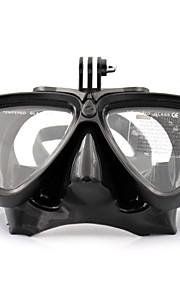 1 GoPro välineet Sukellusmaskit Varten Gopro Hero 3 / Gopro Hero 3+ / Gopro Hero 4 Session / Xiaoyi / SJ6000 / GoPro Hero 4 Vedenkestävä